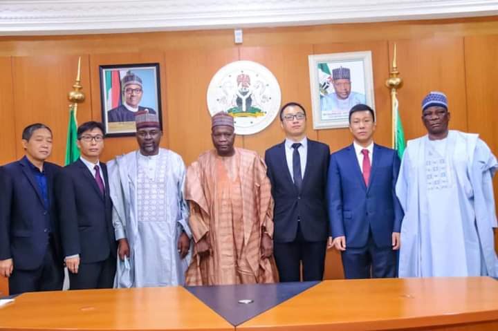 Gombe, Chinese Conglomerate Set To Establish 5 Million Metric Tonnes Cement  Plant – Daily Focus Nigeria